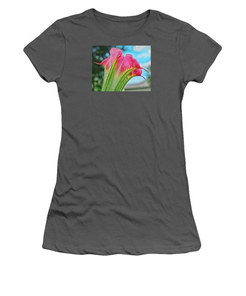 Trumpet Women's T-Shirt (Athletic Fit)