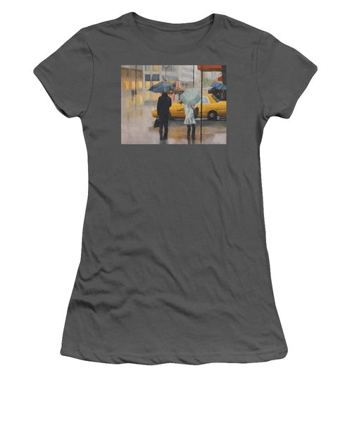 Two Curbside Women's T-Shirt (Athletic Fit)