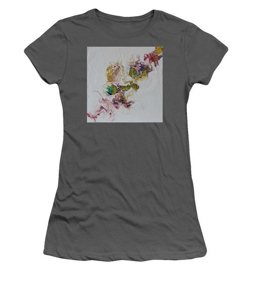 Magic Dragon  Women's T-Shirt (Athletic Fit)
