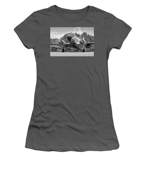 Two Turning Women's T-Shirt (Athletic Fit)