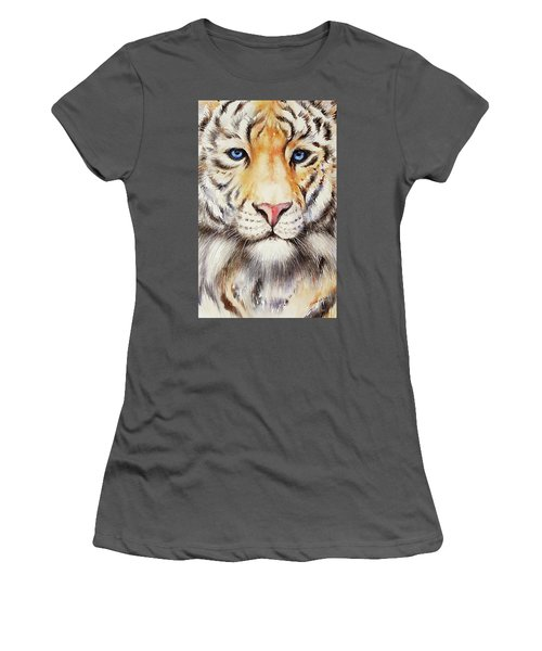 Tyger Tyger Women's T-Shirt (Athletic Fit)