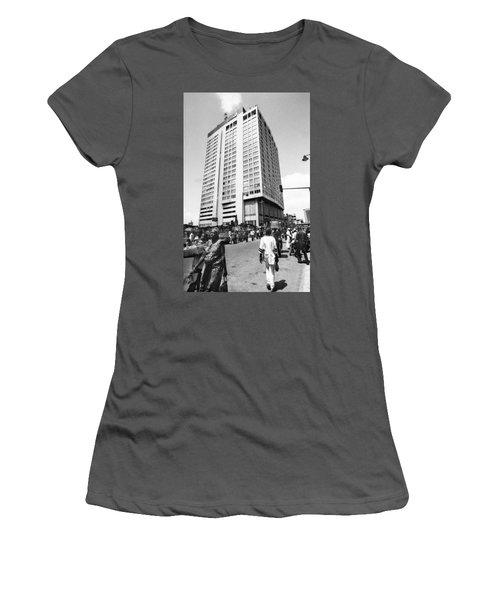 Uba Bank Marina Women's T-Shirt (Athletic Fit)