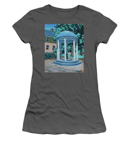 Unc Old Well Women's T-Shirt (Athletic Fit)