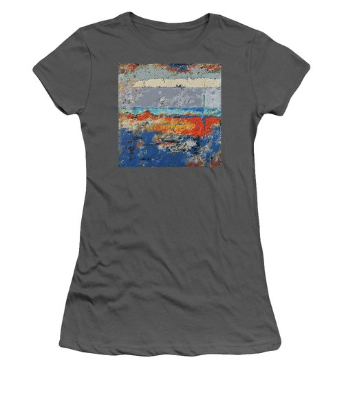 Uncovered Women's T-Shirt (Athletic Fit)