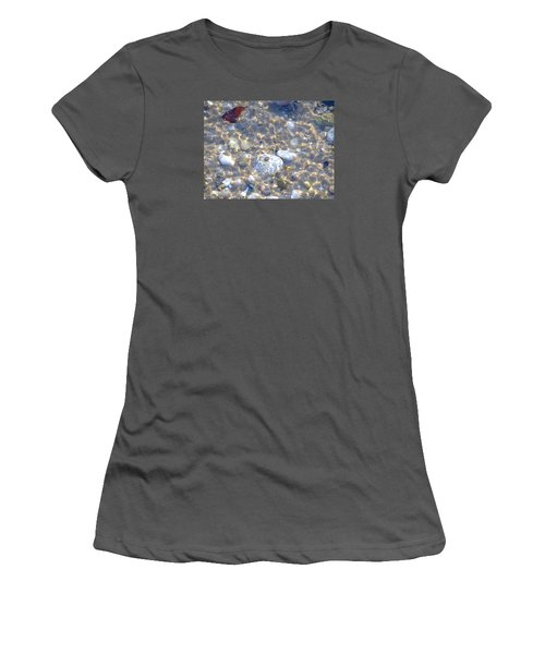 Under Water Women's T-Shirt (Athletic Fit)