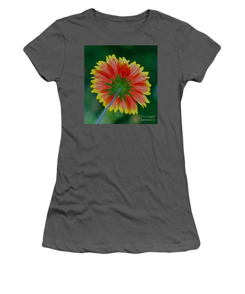 Women's T-Shirt (Junior Cut) featuring the photograph Under Your Spell by Larry Nieland