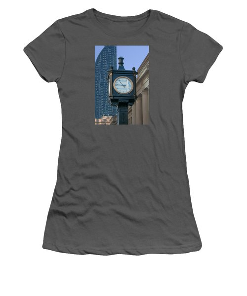Union Station - Toronto Women's T-Shirt (Junior Cut) by John Black