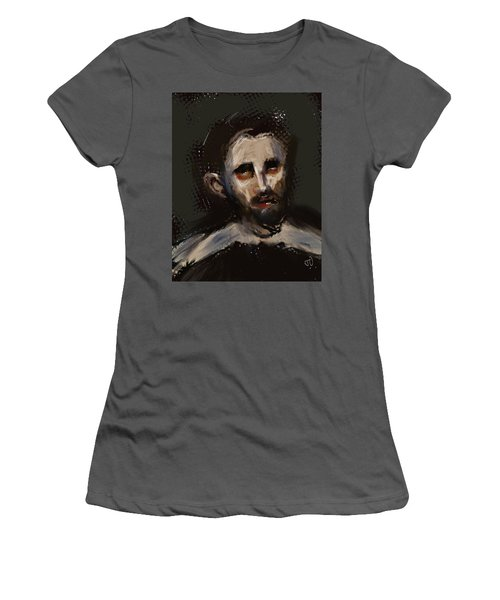 Untitled 23feb2017 Women's T-Shirt (Junior Cut) by Jim Vance