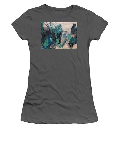Unveiled Women's T-Shirt (Athletic Fit)