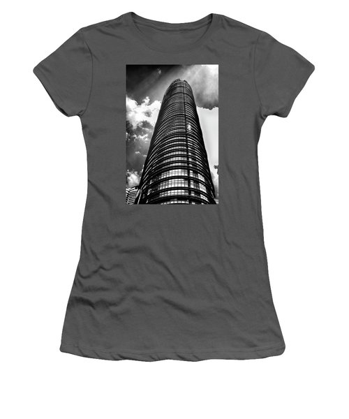 Women's T-Shirt (Junior Cut) featuring the photograph Up Up And Up by Joseph Hollingsworth