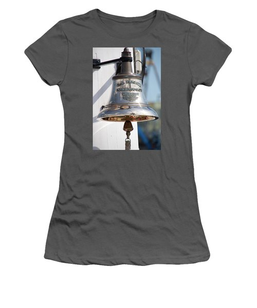 Us Frigate Bell Women's T-Shirt (Athletic Fit)