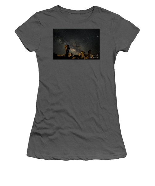Valley Of Dreams Women's T-Shirt (Athletic Fit)
