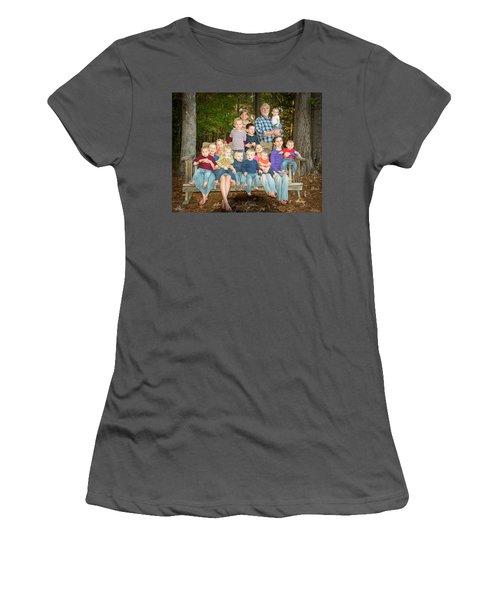 Vandoren 6564 Women's T-Shirt (Athletic Fit)