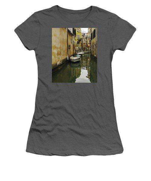 Venice Backroad Women's T-Shirt (Athletic Fit)
