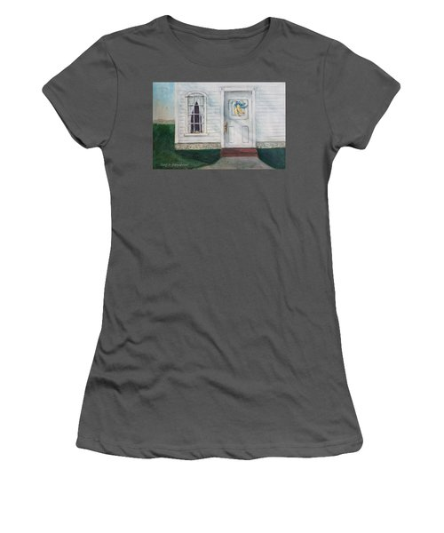 Vermont Fall Colors Women's T-Shirt (Athletic Fit)