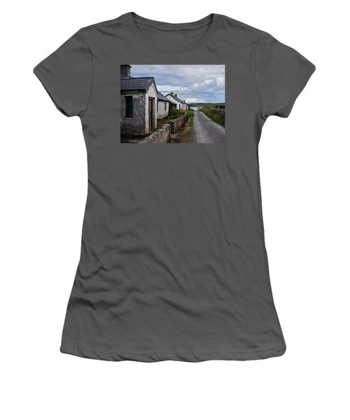 Village By The Sea Women's T-Shirt (Athletic Fit)