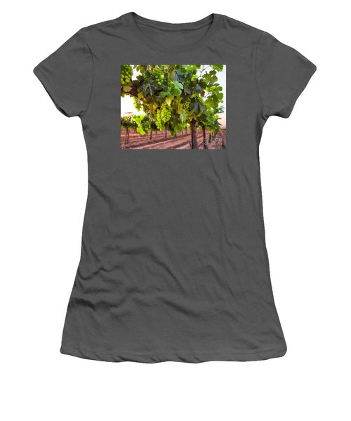 Vineyard 3 Women's T-Shirt (Athletic Fit)