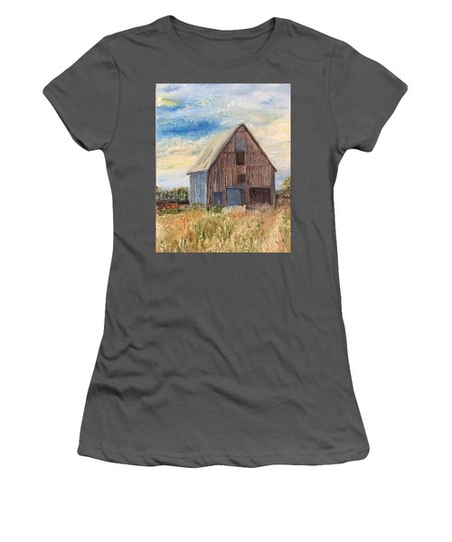 Vintage Barn Women's T-Shirt (Athletic Fit)