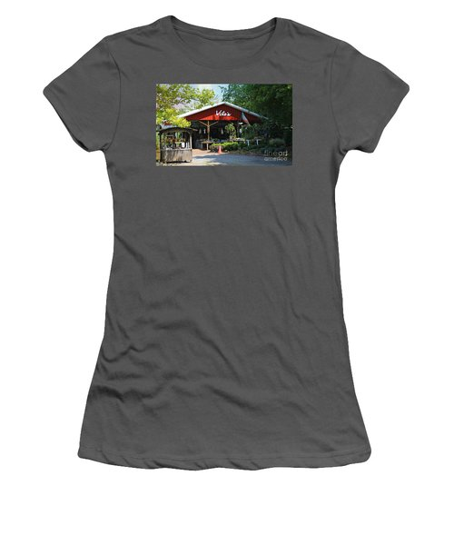 Vito's Farm Stand Women's T-Shirt (Athletic Fit)