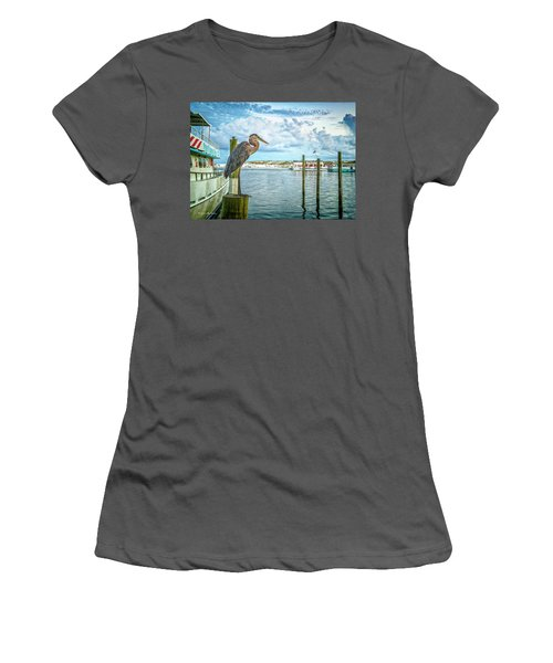 Waiting On Dinner..... Women's T-Shirt (Athletic Fit)