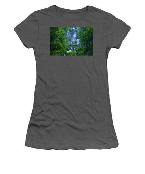 Walk In The Park Women's T-Shirt (Athletic Fit)