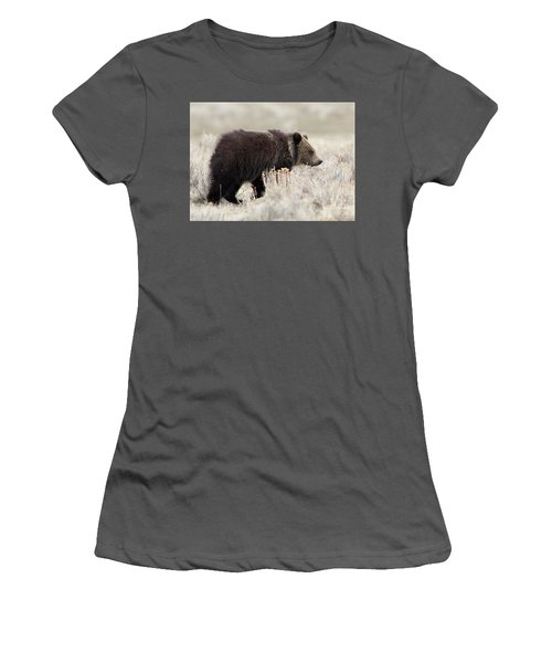 Wandering Women's T-Shirt (Athletic Fit)