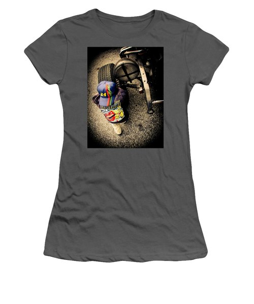 Wanna Test Drive? Women's T-Shirt (Athletic Fit)