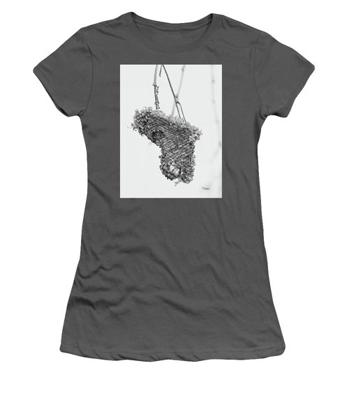Wasp Nest Heart Women's T-Shirt (Athletic Fit)