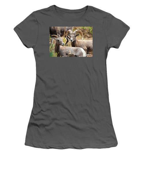 Watchful Women's T-Shirt (Athletic Fit)