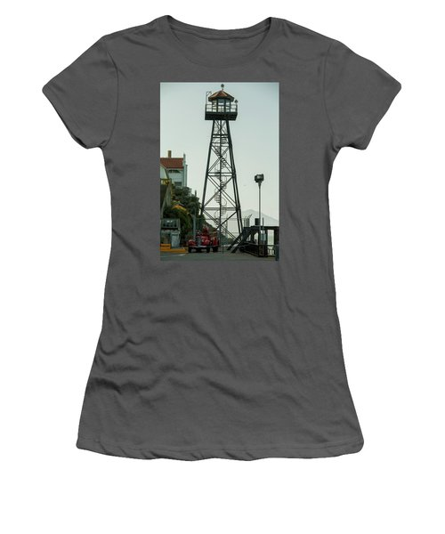 Water Tower Women's T-Shirt (Athletic Fit)