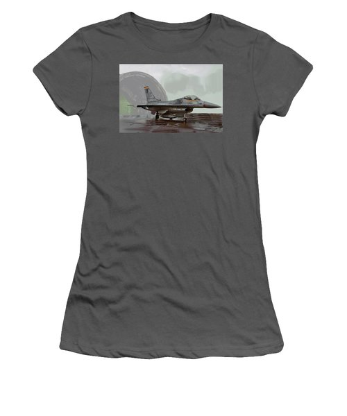 Weather Day 287 Women's T-Shirt (Athletic Fit)