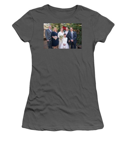 Wedding 1-5 Women's T-Shirt (Athletic Fit)