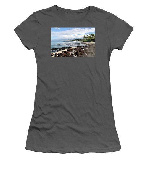 West Coast North Women's T-Shirt (Athletic Fit)