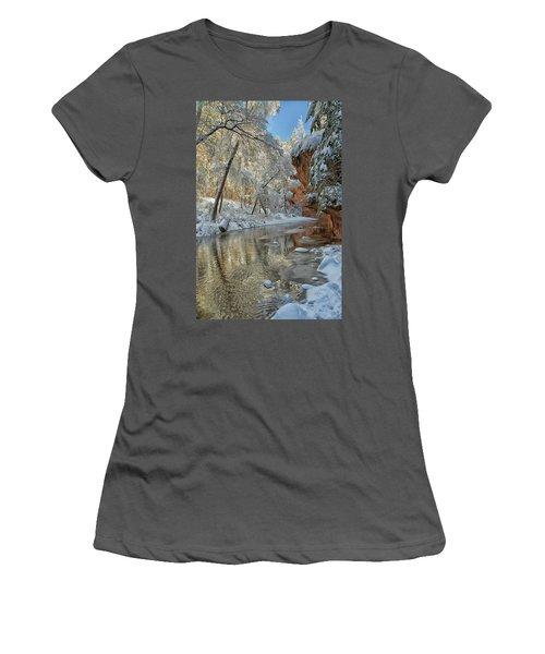 Westfork's Beauty Women's T-Shirt (Athletic Fit)