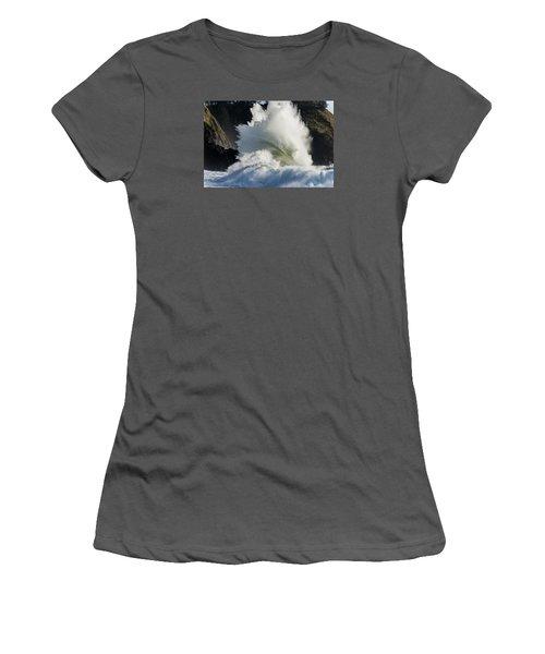 Wham Women's T-Shirt (Athletic Fit)