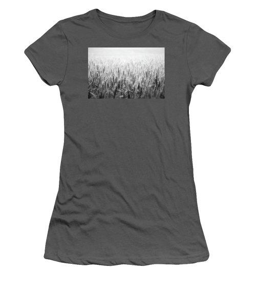 Wheat Field Women's T-Shirt (Junior Cut) by Peter Scott