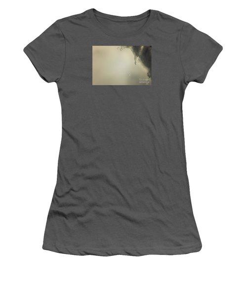 Where Memories Begin Women's T-Shirt (Junior Cut) by Janie Johnson