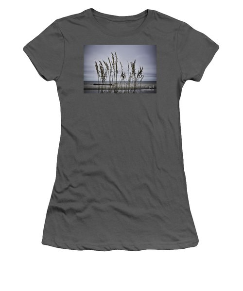 Wild Grasses Women's T-Shirt (Athletic Fit)