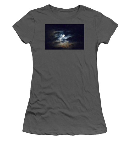 Wild Sky Women's T-Shirt (Athletic Fit)