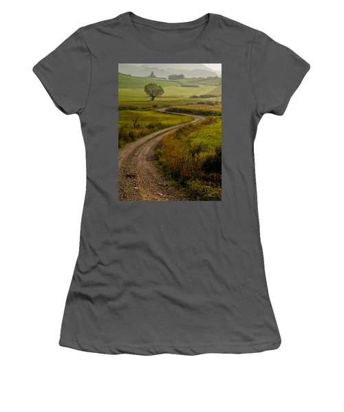 Willow Women's T-Shirt (Athletic Fit)