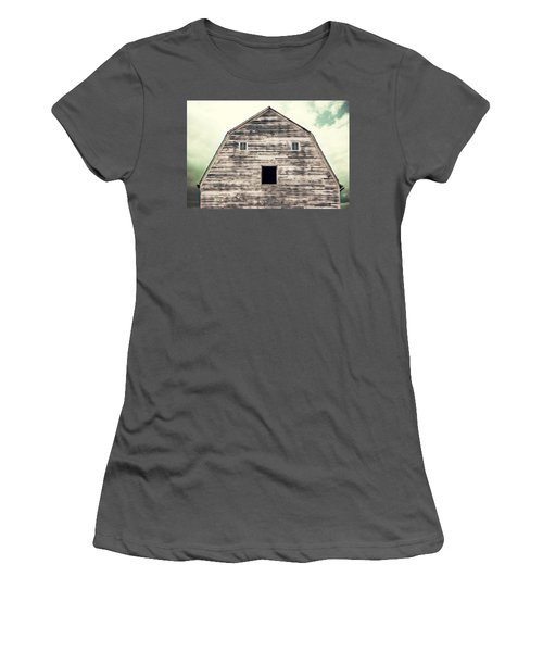 Women's T-Shirt (Junior Cut) featuring the photograph Window To The Soul by Julie Hamilton