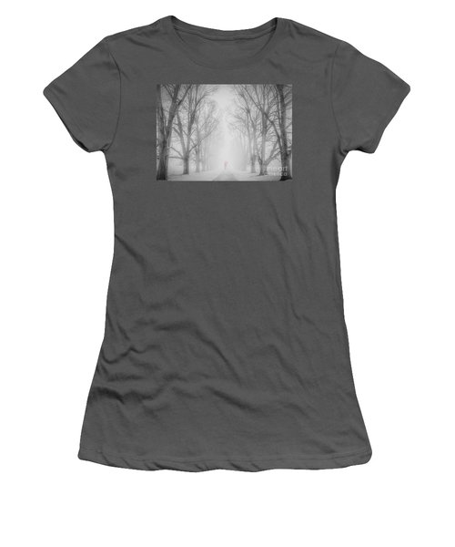 Winter Fog Women's T-Shirt (Athletic Fit)