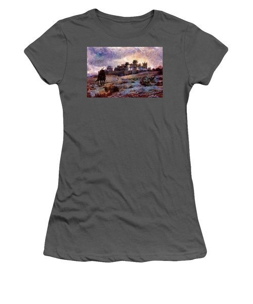 Winterfell Women's T-Shirt (Athletic Fit)