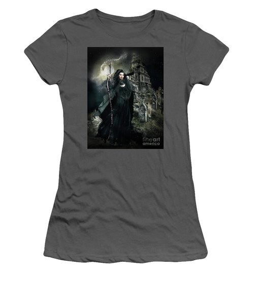 Witch Hunt Women's T-Shirt (Athletic Fit)