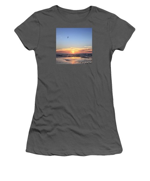 World Gratitude And Peace Day Women's T-Shirt (Junior Cut) by LeeAnn Kendall