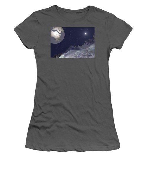 1657 - Worlds - 2017 Women's T-Shirt (Junior Cut) by Irmgard Schoendorf Welch