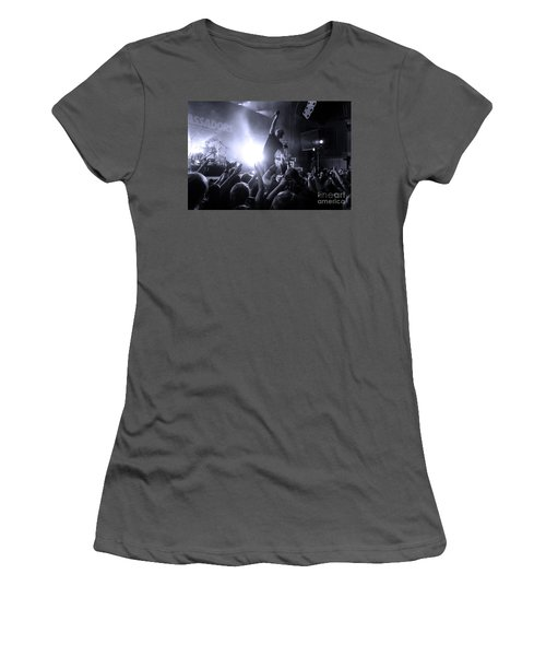 X Ambassadors Sam Harris Women's T-Shirt (Athletic Fit)
