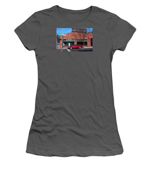 Ye Olde Cock N Bull Women's T-Shirt (Athletic Fit)