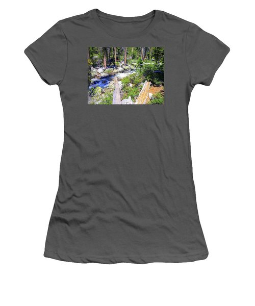 Yosemite 4 Women's T-Shirt (Athletic Fit)