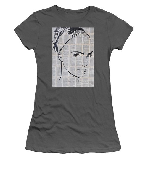 Your Eyes Women's T-Shirt (Athletic Fit)